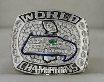 2013 Seattle Seahawks Super Bowl Championship Rings Ring