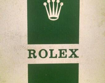 Vintage 1970's Rolex Outer Box *Rare*