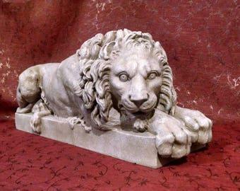 St. Peter's Lion Sculpture