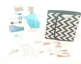 Complete Compact First Aid Kit