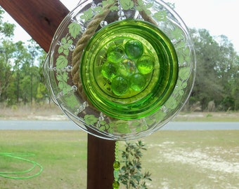 Sun Catcher _ Green