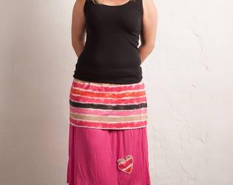 Goddess Heart skirt