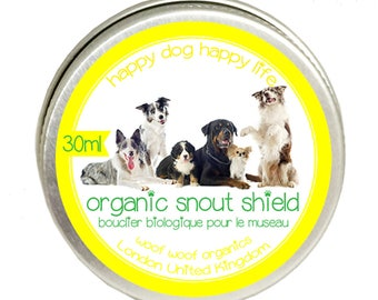 Organic Snout Shield
