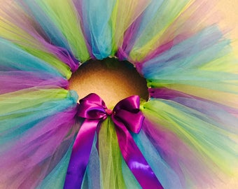 Multi-colored Tutu