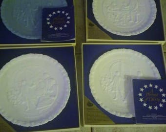 In Congress commemorative collectible plates