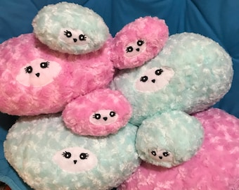 Pygmy Puff pillows and stuffed animals (Harry Potter Inspired) FREE SHIPPING!
