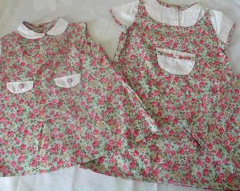 Dress for little girl was