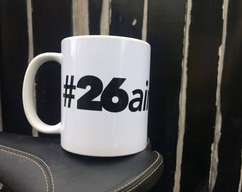 Fearingout #26aintdead mug