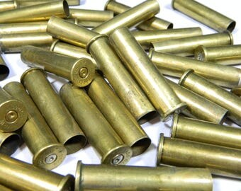 Lot of (50) 45-70 Government Empty Brass Bullet Casings / Shells for Crafts, Art, Reloading