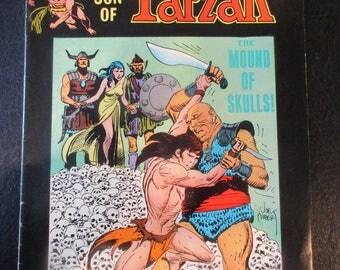 Korak Son of Tarzan #56 D.C. Comics 1974