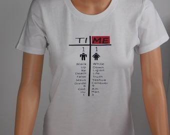 Ti Me (time) Tshirt