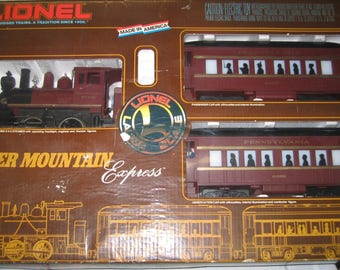Lionel Thunder Mountain Large Scale Train Set