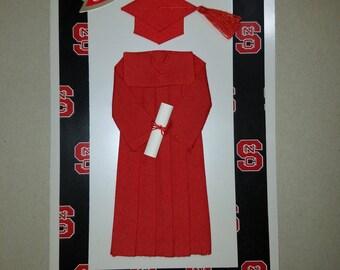 NC State graduation card
