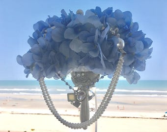 """Beach """"Pearl"""" Bouquet"""