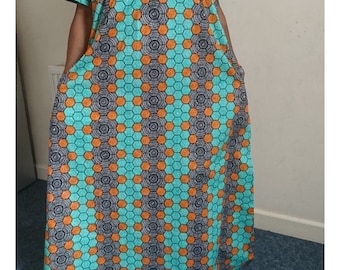 African Ankara wears