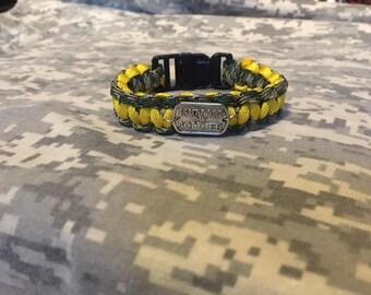 Support Our Troops Bracelet