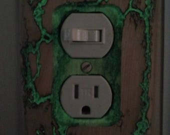 Glow In The Dark Outlet Cover