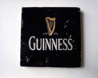 Guinness Coaster