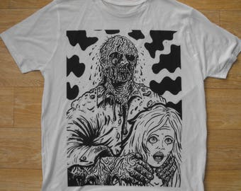 Radioactive Zombie t shirt