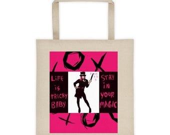 Stay in Your Magic Tote/Bag/Handbag