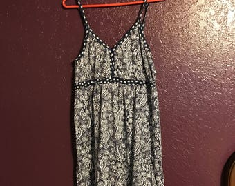 100% Cotton Dress, Perfect for Summer