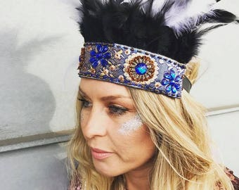 The Chelsey Headdress