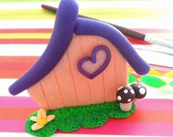 Little tiny fairy house