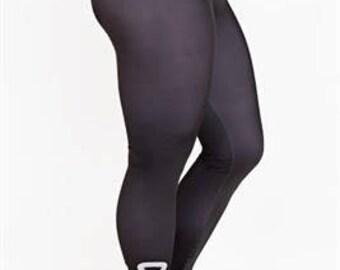 Matte Black Leggings 1 Small 1 Medium