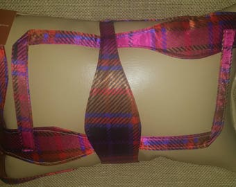 Sew Forgiven Artisan pillows with bow tie detail P3