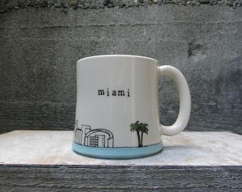 SALE ~ Miami Mug