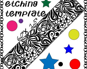 Patch Frame Work Making jewelry Etching Patch work Cuff pattern Download -DT-UNF-patch-6
