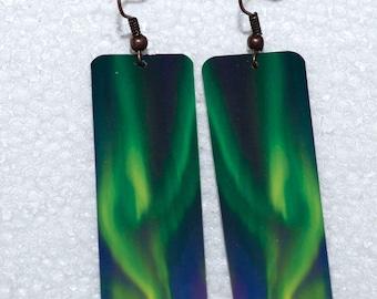 Northern Lights earrings