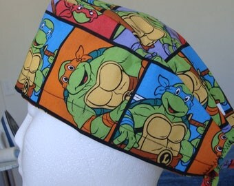 Teenage Mutant Turtles Classic Surgical Hat