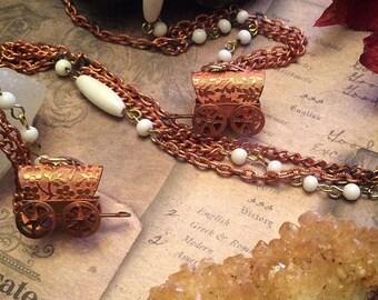 Gypsy Wagon Necklace