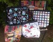 Custom order for Coffin Creations  shoulder bag, tote bag, Suebees