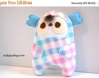 35% SALE The Onesie Babies Plush Collection / Stuffed Toy Eco Friendly