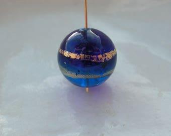 14mm Venetian Murano Glass Bead