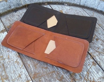 Men's kangaroo wallet