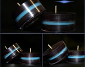 Thin Blue Line Tealights