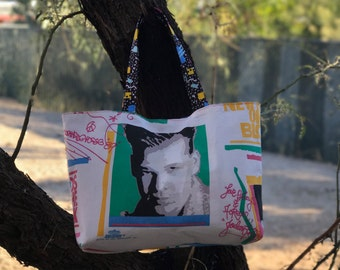 NKOTB Tote Bag Purse Medium Handbag New Kids On The Block CUSTOM ORDER