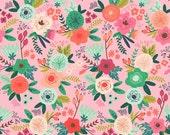 ON SALE On Trend by Jen Allyson for My Mind's Eye Raspberry Main