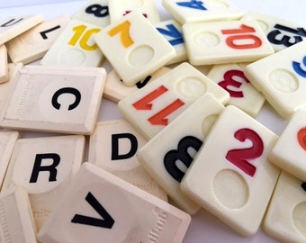 Rummikub Tiles-Rummy Game Pieces