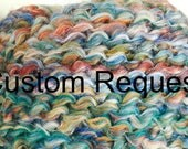 Throw blanket- Painted Desert...custom order for Robin