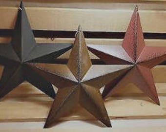 Barn Stars 12 inch