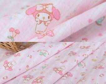 4559 - Melody Flannel Fabric - 41 Inch (Width) x 1/2 Yard (Length)