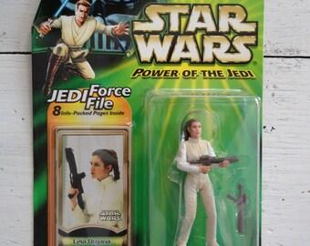 SALE Vintage Princess Leia Star Wars Figurine