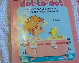 riddle dee dee dot to dot book