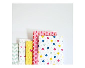 Fun Envelopes {5 w. cards/ seals} | Money Voucher Coin Envelopes | PatterN Envelopes | Thank You Cards | Mothers Day | Gift under 5 SALE