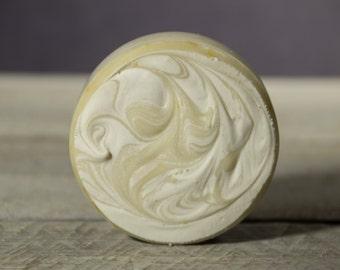 Calendula Flowers Soap | Cold Process Natural Soap | Essential Oil Soap | Handmade Soap | Coconut Milk Soap | Fatty's Soap Co.