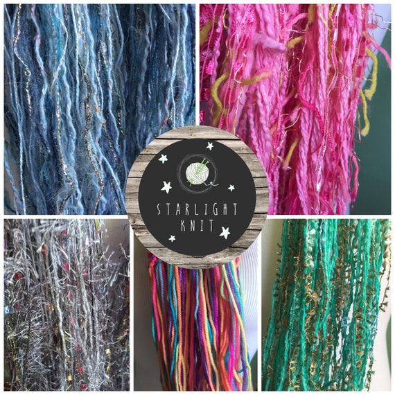 Hand Knit Lightweight Fashion Ladies Scarves